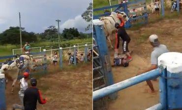 Peão de 16 anos morre ao bater a cabeça durante treino de rodeio
