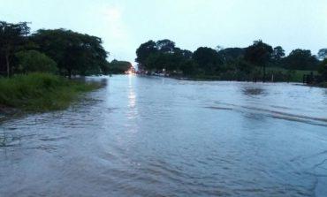 Defesa Civil alerta para risco de inundações nos próximos 5 dias em Pimenta Bueno