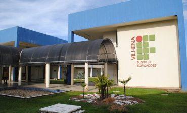IFRO: mais de mil vagas de cursos técnicos e de graduação são ofertados pela Instituição