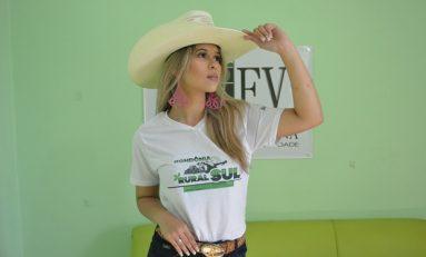 Rainha Rondônia Rural Sul: conheça a segunda candidata, Kamila Duarte
