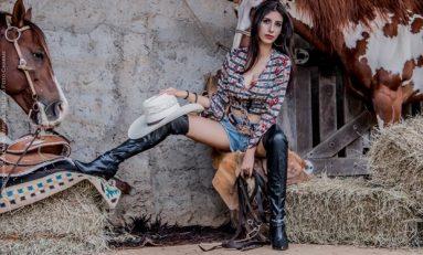 Rainha Rondônia Rural Sul: conheça a quinta candidata ao prêmio, Anabela Quir