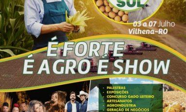 ACIV convida população a participar da Rondônia Rural Sul 2019 e prestigiar evento