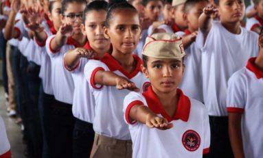 Governador assina decreto que garante militarização de escola em Ji-Paraná