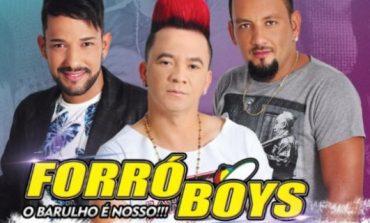 Forró Boys canta nesta quinta-feira no Parque de Exposições em Vilhena