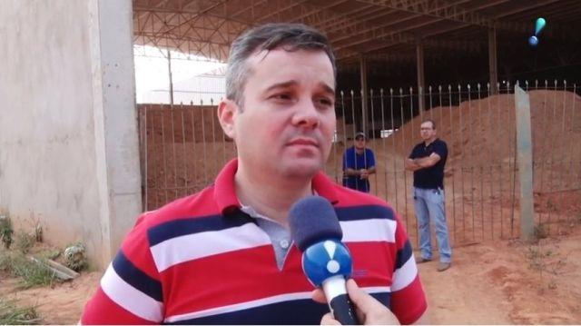"""""""Ainda não caiu a ficha"""", diz proprietário da Dimam após incêndio em Ji-Paraná"""