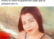 Rapaz mata irmã com tiro na cabeça e pede desculpa na web após o crime: 'te amo'