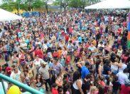 FOTOS: Dia das Crianças lota praça e anima milhares de famílias em Vilhena