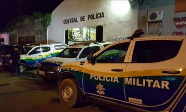 Adolescentes de 13 e 17 anos matam morador de Porto Velho em Ji-Paraná; plano era roubar um carro