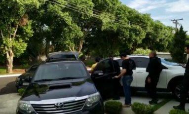 PF prende homem suspeito de ser um dos maiores desmatadores do Brasil durante ação, em RO