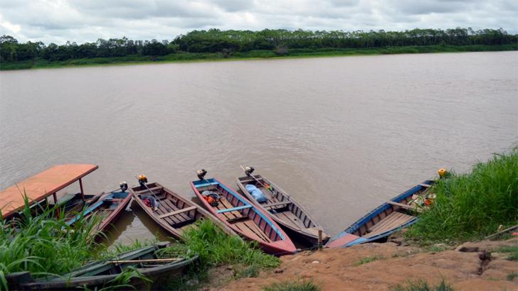 Jovem boliviano desaparece no rio Mamoré após fugir de militares