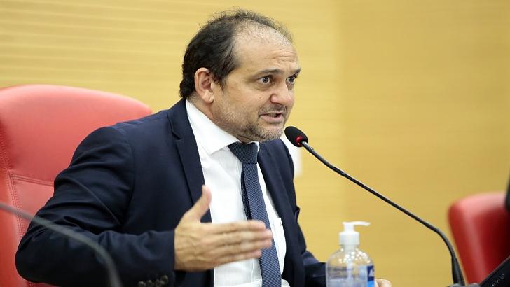 Presidente Laerte Gomes alerta para prejuízos aos usuários, auto-escolas e contribuintes com sistema do Detran fora do ar