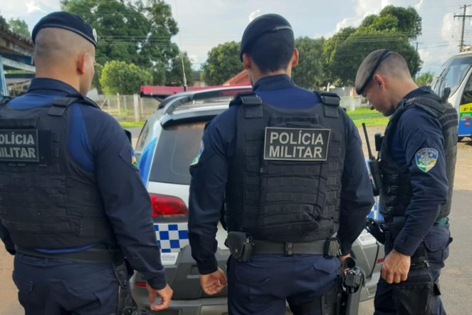 Polícia Militar recaptura dois foragidos da justiça