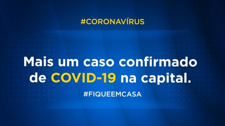 Capital já tem 19 casos de Coronavírus