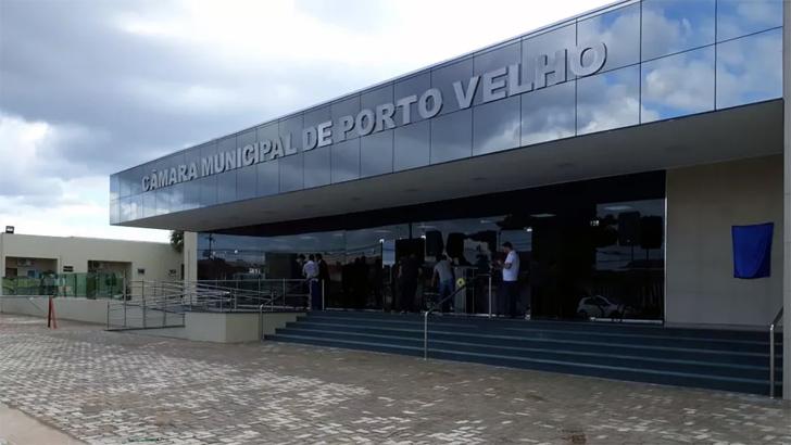 Resolução prevê realização de sessão remotas na Câmara Municipal de Porto Velho
