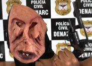 Polícia apreende adolescentes que usavam máscara de 'terror' em assaltos