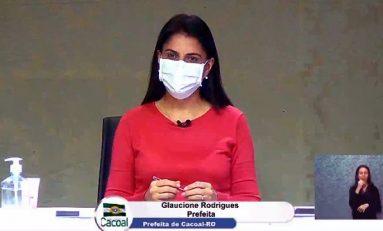 Com 82 infectados, prefeita diz que não há mais leitos na UTI de Cacoal