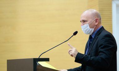 Deputado Ezequiel Neiva informa que ponte sobre o rio Escondido, em Cabixi, deverá ser concluída em 30 dias