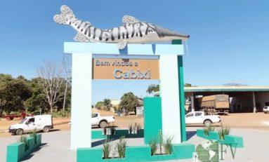Cabixi celebra 32 anos de emancipação política e administrativa
