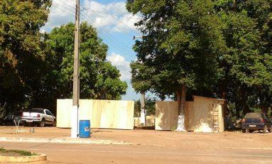 Construção do barracão da Feira Municipal em Pimenteiras é iniciada