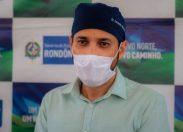 Secretário Fernando Máximo segue respirando com ventilação mecânica em UTI