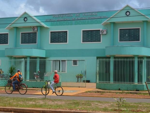 Escola Marcos Donadon em Vilhena pode ter nome alterado para Professora Merly Deffune Profeta