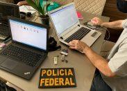 Operação da PF contra pornografia infantil prende médico em Porto Velho