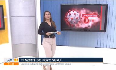 Etnia Suruí registra 1ª morte de indígena com Covid-19 em Cacoal