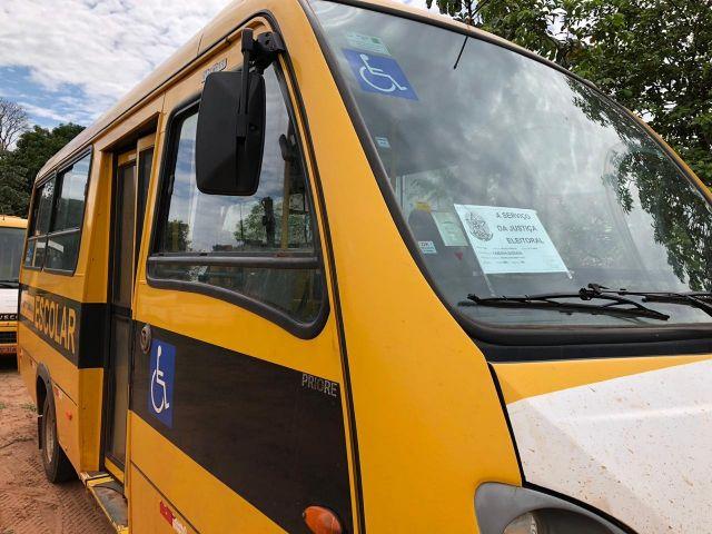 Devido a COVID-19: Justiça Eleitoral não realizará transporte de moradores da área rural em Vilhena