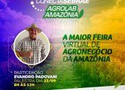 Rondônia vai participar da maior feira virtual de agronegócio da Amazônia