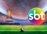 SBT transmitirá a CONMEBOL Libertadores no território brasileiro