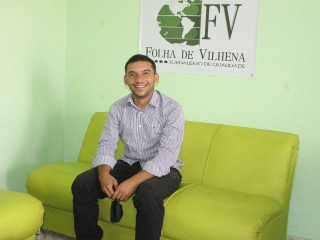 Vilhenense do ramo automotivo anuncia pré-candidatura para vereador
