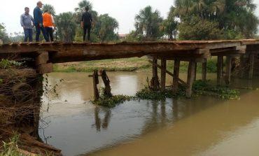 Governo, através do DER, garante ao deputado Ezequiel Neiva projetos para pontes de concreto sobre os rios Escondido, na Linha 11, e no Santa Cruz, na 3ª Eixo
