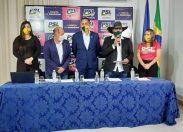 PSL oficializa candidatura de Eyder Brasil à prefeitura de Porto Velho