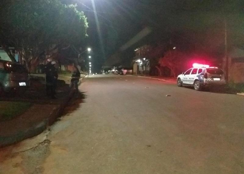 Dois homens são presos pela Polícia Militar após efetuar roubo em Cacoal