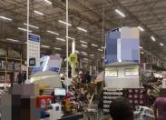 Tragédia: prateleiras gigantes de supermercado desabam sobre clientes no Maranhão, confira vídeo