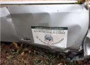 Tragédia: quatro pessoas morrem após acidente envolvendo veículo oficial de Pimenteiras do Oeste e animal na pista