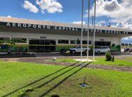 Cacoal: Aeroporto começa a receber melhorias após início de obras