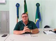 Prefeito de Pimenteiras do Oeste grava vídeo, se despede da gestão e deseja sucesso à nova prefeita