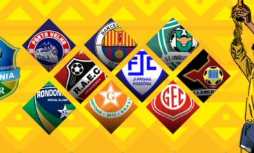 Nove clubes confirmam participação no Rondoniense 2021