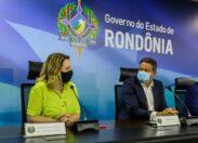 Deputada Federal Jaqueline Cassol e Arthur Lira fortalecem ações da Câmara em Rondônia