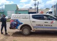 PM recaptura três fugitivos de Unidade de Internação em Porto Velho