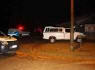 Homem é morto com facada na barriga enquanto bebia com colega em casa no Vale do Anari