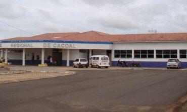 Hospital Regional de Cacoal está lotado e não têm mais leitos de UTI para Covid-19