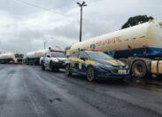 Manaus: comboio com oxigênio é escoltado pela PRF de Rondônia até município amazonense