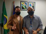 Cumprindo agenda em Porto Velho, prefeita Sheila Mosso busca melhorias para Chupinguaia