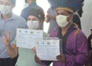 Vacinas contra covid-19 chegam em Vilhena, dois vilhenenses já foram vacinados