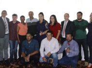 Prefeita Valéria Garcia empossa secretários em Pimenteiras do Oeste