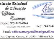 Em Vilhena, Wilson Camargo está com vagas para 6º e 8º anos do Ensino Fundamental II