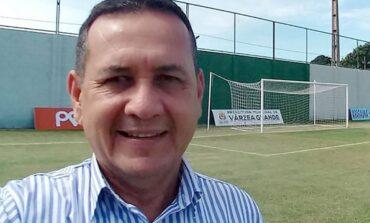 Covid-19: morre ex-treinador do VEC e atual presidente do Operário Várzea-grandense, Éder Taques