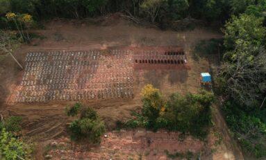 42 mortes por Covid-19 são registradas em Rondônia nessa quarta-feira (10)